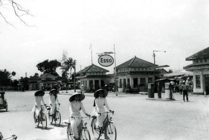 Image result for nu sinh trưng vương viet nam  image