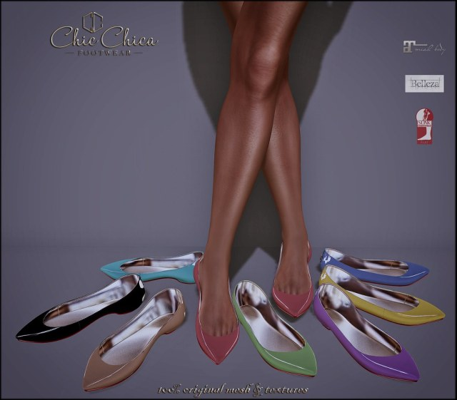 Juliana by ChicChica OUT @ Shoetopia