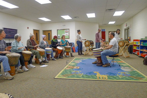 African Drumming-11