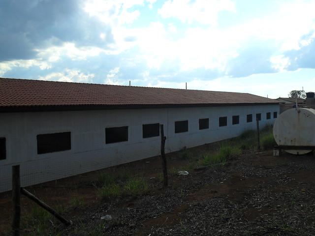 Construção Paralisada | Escola de Chaves