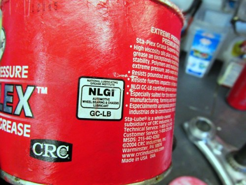 NLG Red Grease