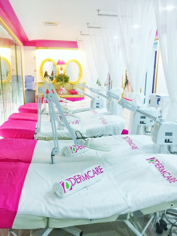 DermCare Facial Area