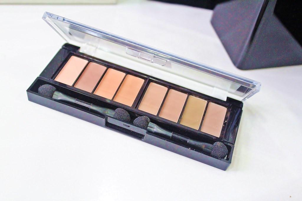 MUW Nude Eyeshadow Palette