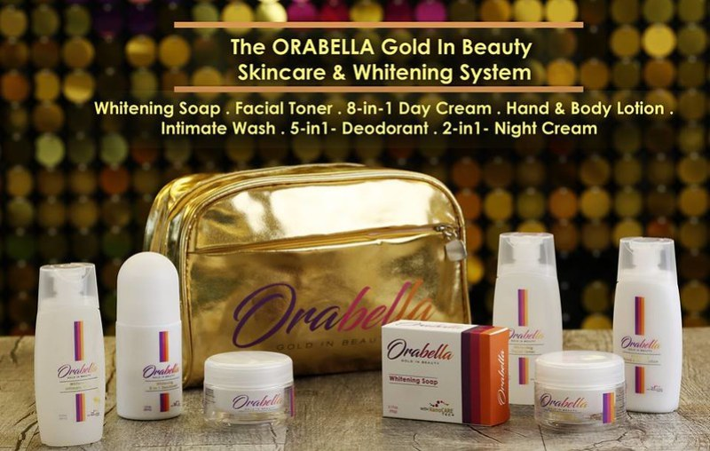 Orabella Beauty Skincare & Whitening System