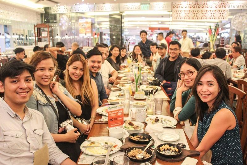 Cabalen Bloggers VIP Dinner