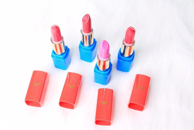 TWB Justice League Wonder Woman Lipstick