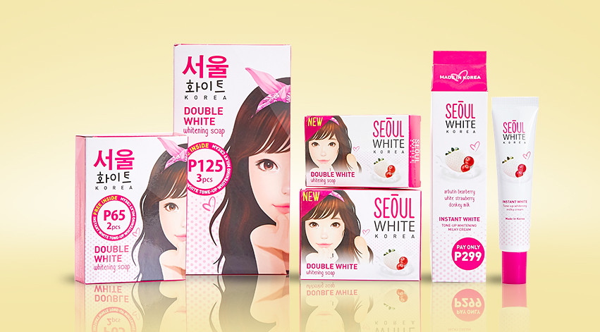 Seoul White Korea Products