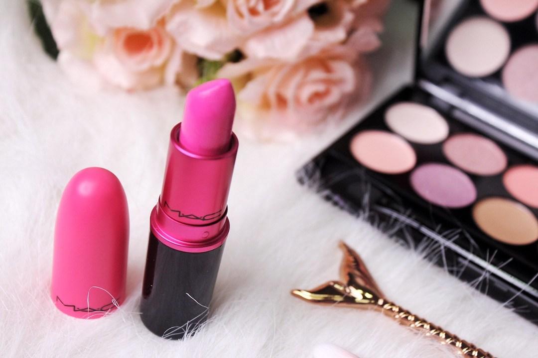 MAC Candy Yum Yum Lipstick | AyeshaHeart.com