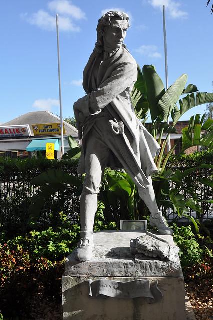2010 Woodes Rogers Statue Nassau Bahamas Flickr Photo Sharing