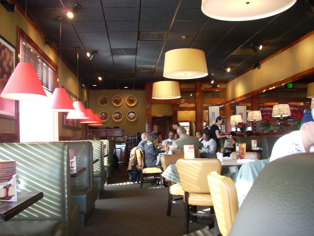 Ruby Tuesday Interior The Interior Of A Ruby Tuesday