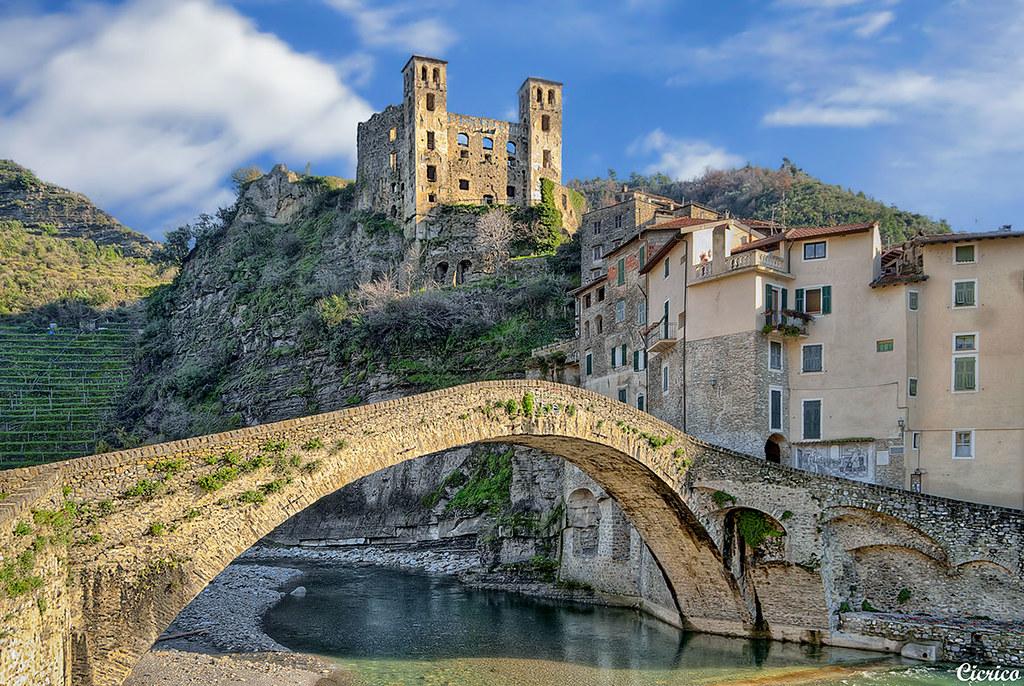 Dolceacqua Borgo medievale  Medieval village  Lemoziona  Flickr