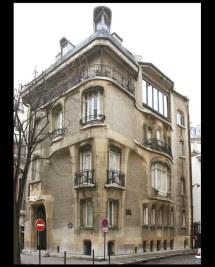 Tel Guimard 1909 - Paris Xvie Architecte Hector