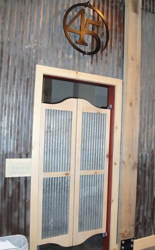 Saloon Doors  FortyFive North  Flickr