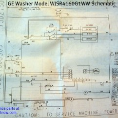 Ge Washer Motor Wiring Diagram 2005 Ford Taurus Radio Model Wjsr4160g1ww Schematic Samurai Appliance