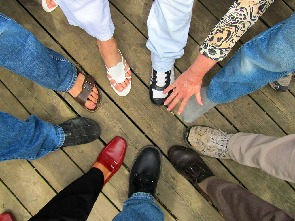 Diversity Feet Took 3rd Prize In The Diversity Photo