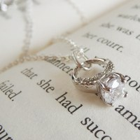 promise ring necklace | Handmade by littlesev. A symbol of ...
