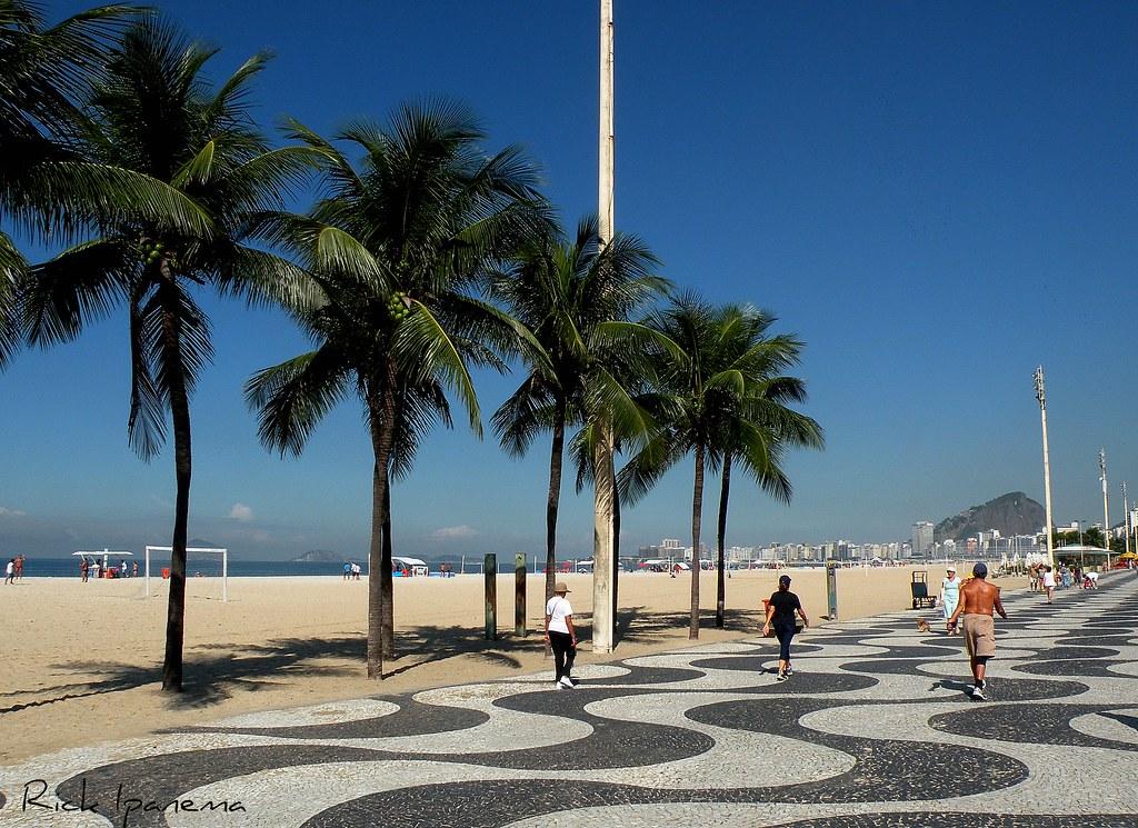 The Fall Wallpaper Cal 231 Ad 227 O De Copacabana Rio De Janeiro Outono No Rio