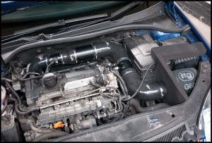 ITG intake | Fitted the ITG intake yesterday to my Golf! I