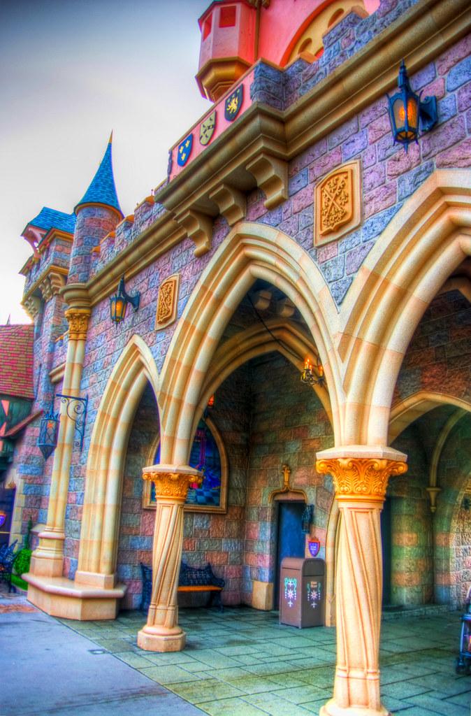 Sleeping Beauty Castle Disneyland interior  toddandd  Flickr