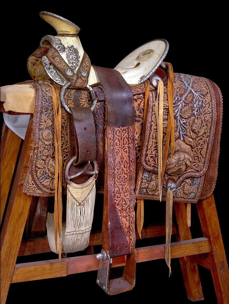 Montura del Marques de Guadalupe Don Carlos Rincn Gallar
