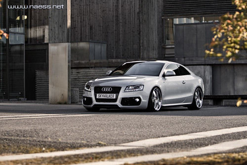 Audi A5 30 Tdi Quattro S Line After Sitting On These