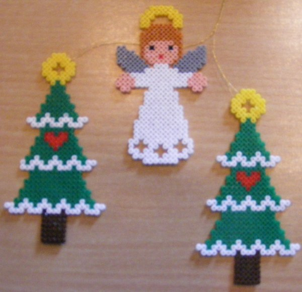 Perler Bead Patterns Christmas.Perler Bead Patterns Christmas Tree Bead Pattern Free