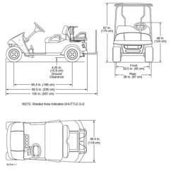 Ez Go Rxv Electric Wiring Diagram Radio 2006 Dodge Ram 1500 Golf Cart Www Toyskids Co Side Top Front Of Ezgo Gas