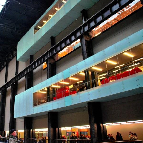 Sala De Turbinas. Tate Modern Giles Gilbert Scott 1947