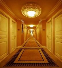 Hallway In Paris Hotel & Casino-las Vegas
