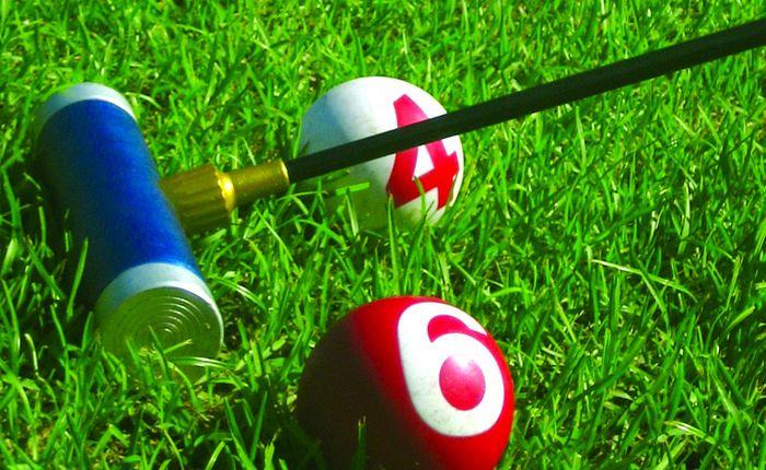 槌球 | yungke22 | Flickr