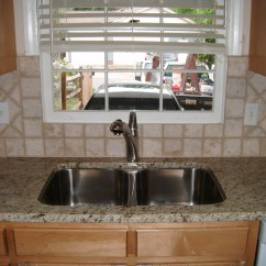 Kitchen Backsplash Tile How Much Does A New Cost Giallo Ornamental Granite Countertops | Beautiful ...