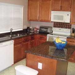 Charlotte Kitchen Cabinets Vintage And Tan Brown Granite Countertops Flickr By