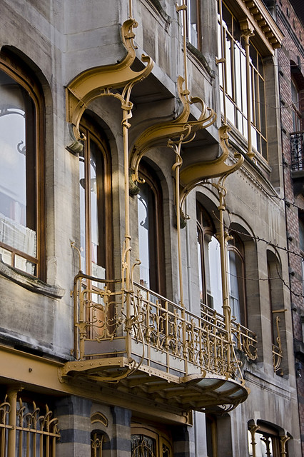 Rue Am 233 Ricaine 25 Maison Et Atelier Victor Horta Flickr