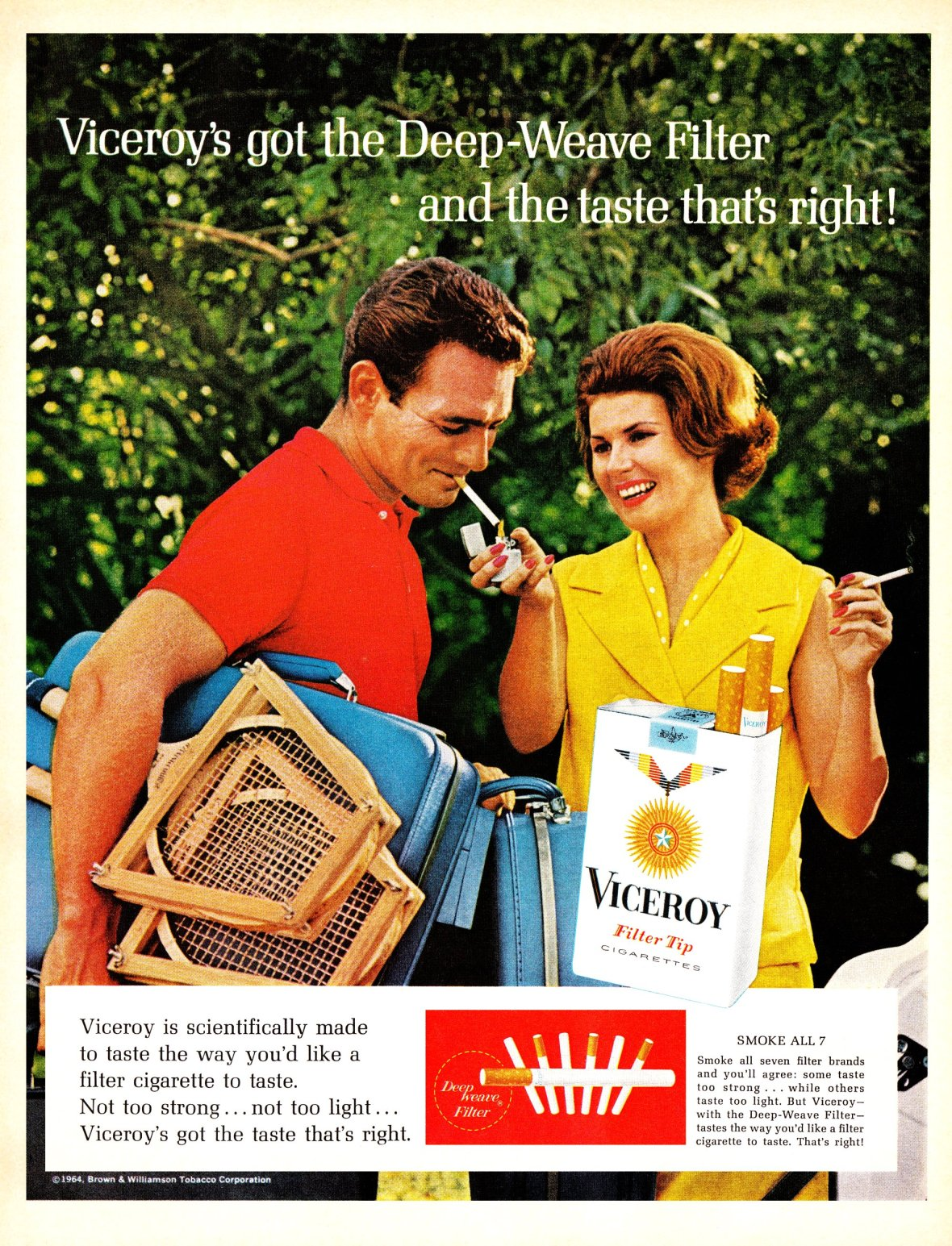 Viceroy - published in Life - June 19, 1964