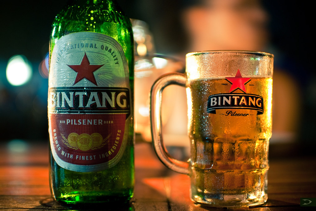 Sunset Wallpaper Hd Bintang Beer After A Long Day At The Beach Nothing S