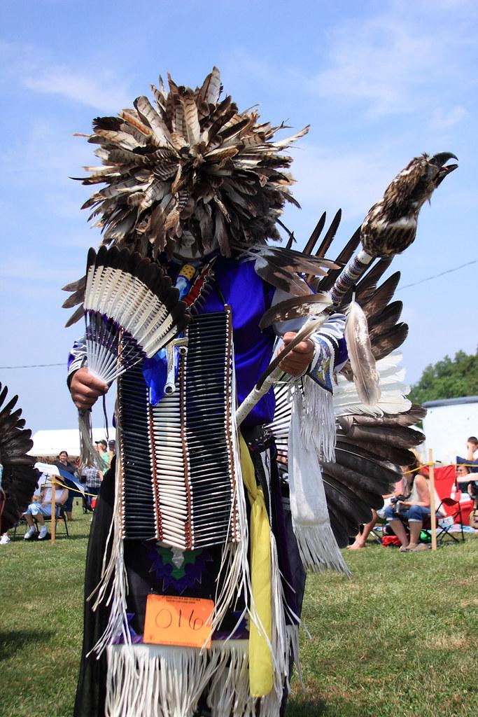 Nanticoke LenniLenape Indians PowWow  I went to this