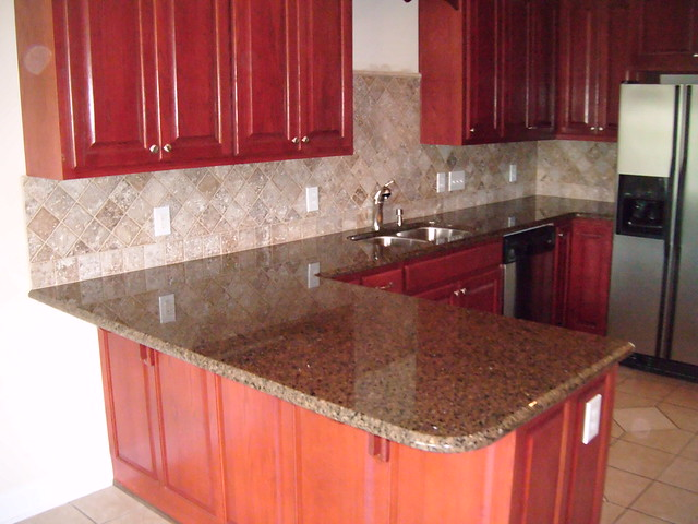 Tropic Brown Granite Countertops  Flickr  Photo Sharing