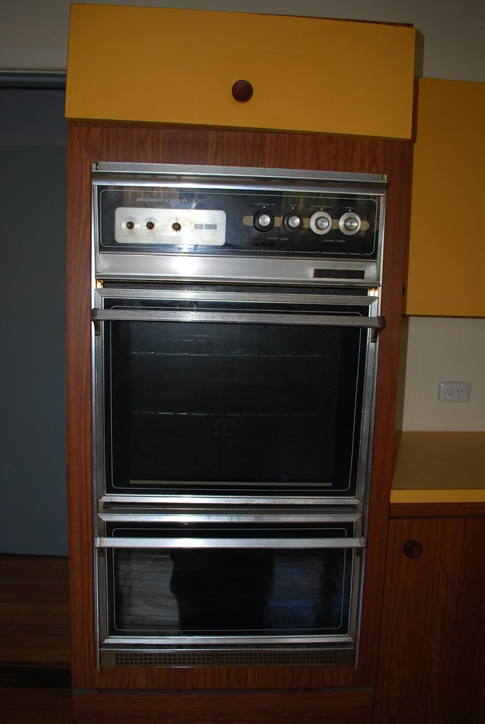 maytag kitchen appliances island carts wall oven not working | just as well we're replacing these ...