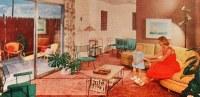 1950s Vintage Interior Design Photo | www.ajaxallpurpose ...