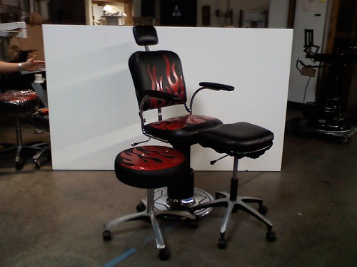 The Tattoo Chair  Custom Tattoo Chairs 750  The Tattoo