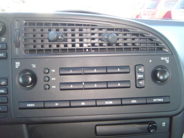 2004 Saab 93 Linear Black Radio | BillDubeHyundai | Flickr