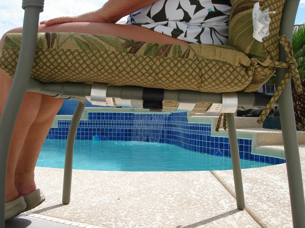 fixing patio chairs pool side chair repair kit under view to after