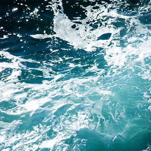 White Wave 3d Wallpaper Dark Turquoise Ocean Wave Steven Glass Flickr