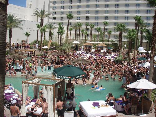 Rehab Sunday Pool Party