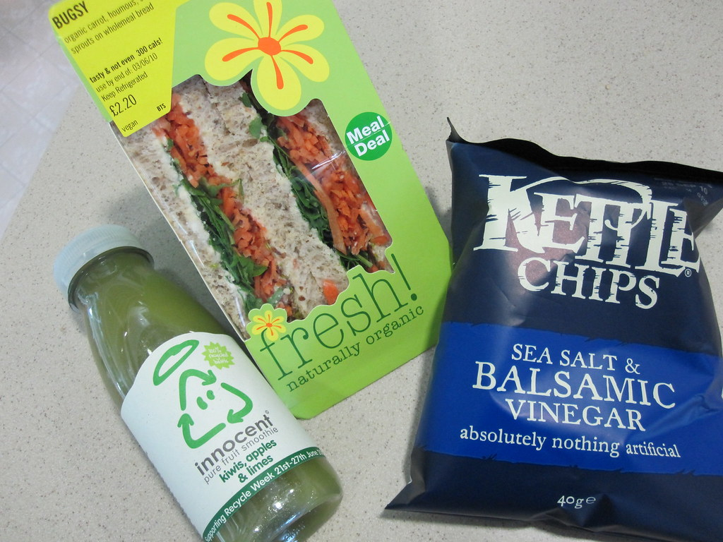 Boots Meal Deal  Veganized  Dublin Airport Ireland