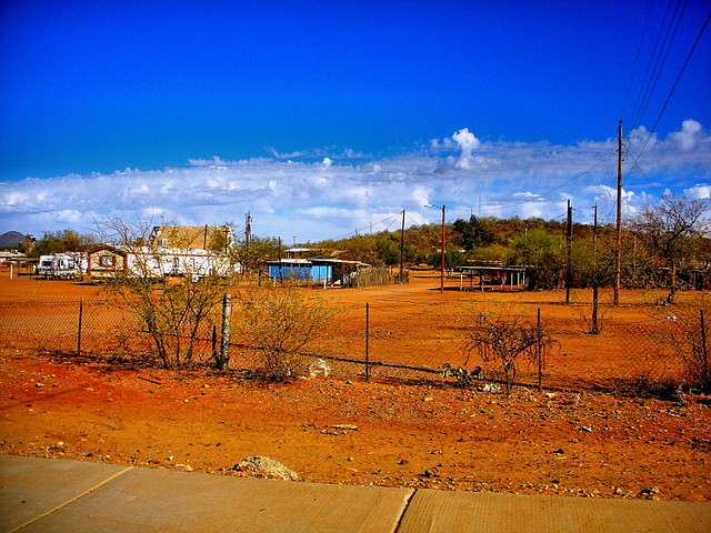 2851_Along the Native American Reservation in Sells AZ  Flickr