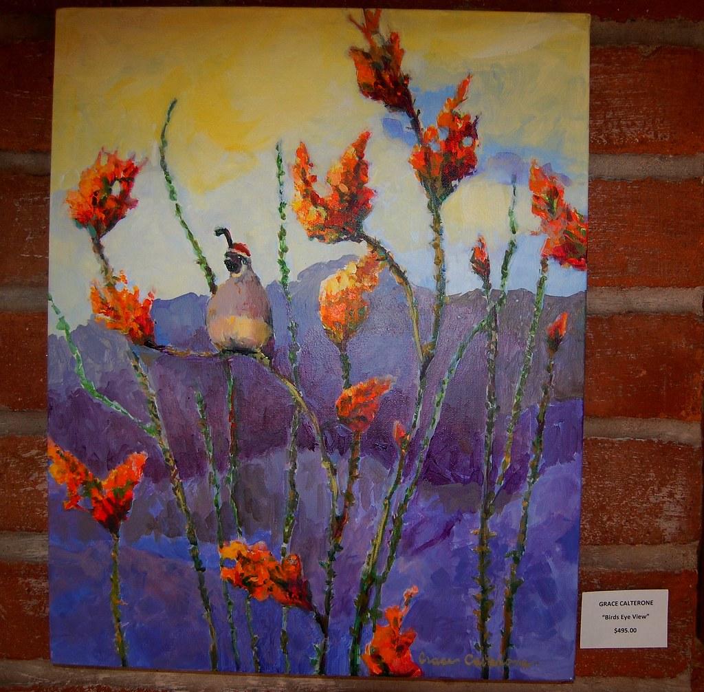 Southwestern Art at Tohono Chul Park Tucson Arizona  Flickr