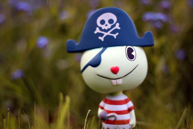 russel le pirate