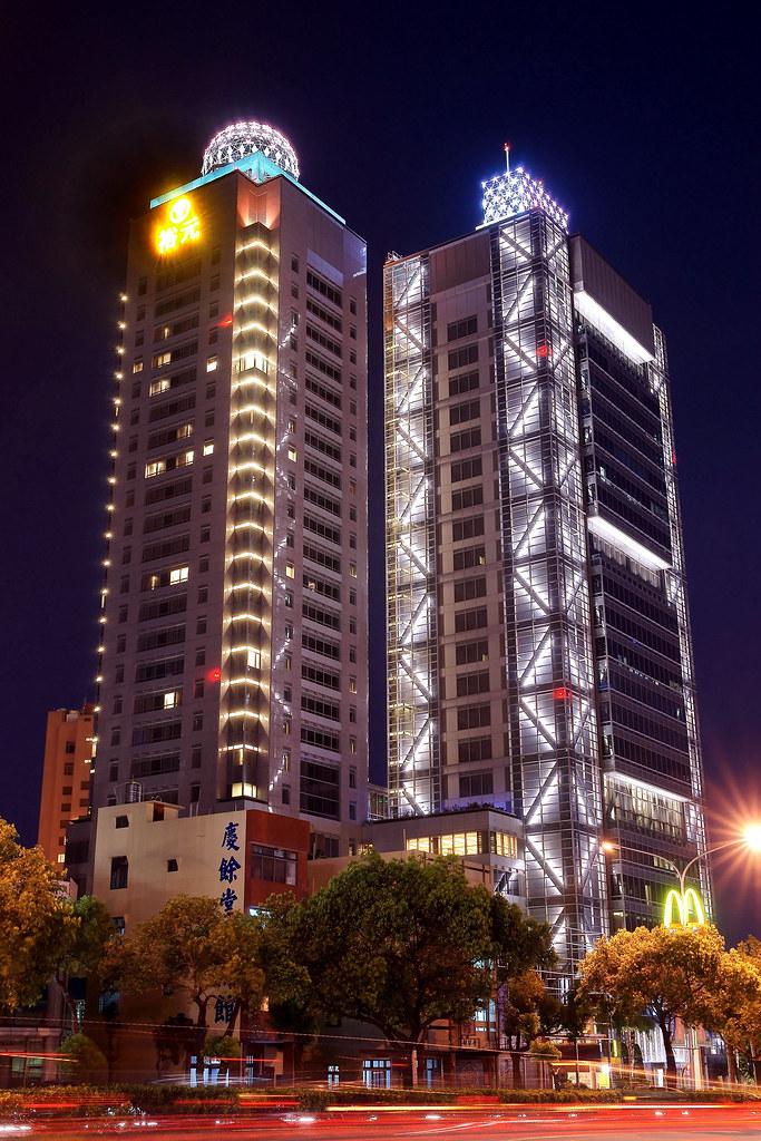 臺中市 裕元花園酒店 寶成國際集團 - Windsor Hotel & Pou Chen Group - Taich…   Flickr