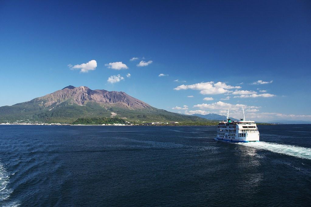 Sakurajima Ferry  The Sakurajima Ferry  links